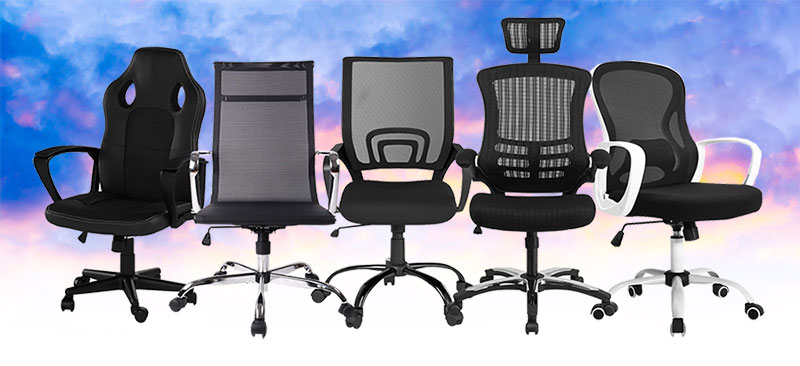 Most popular office chair models