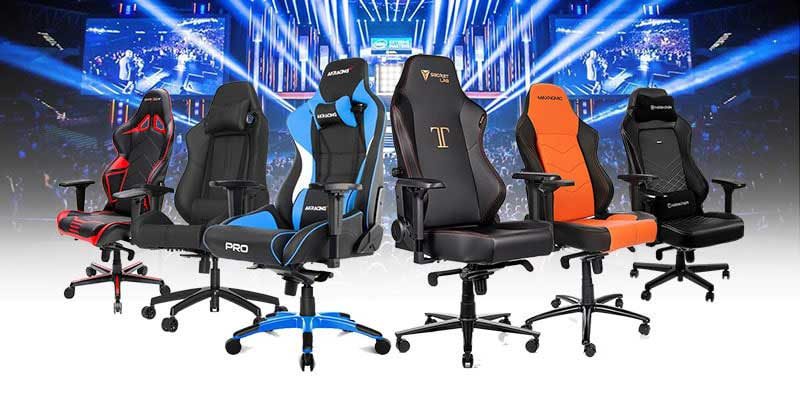 Pro esports chairs for those who play video games