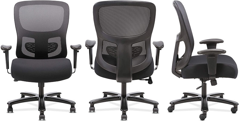 Sadie big and tall ergonomic office chair