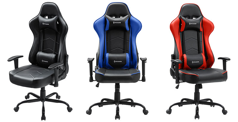 Von Racer ADDAX Series gaming chair review