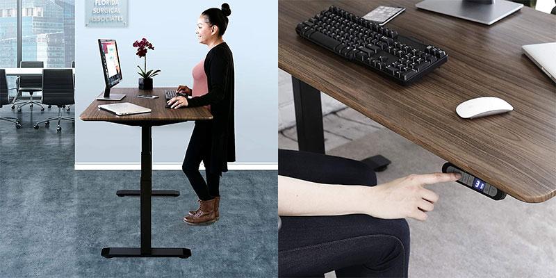 Airlift Pro adjustable desk