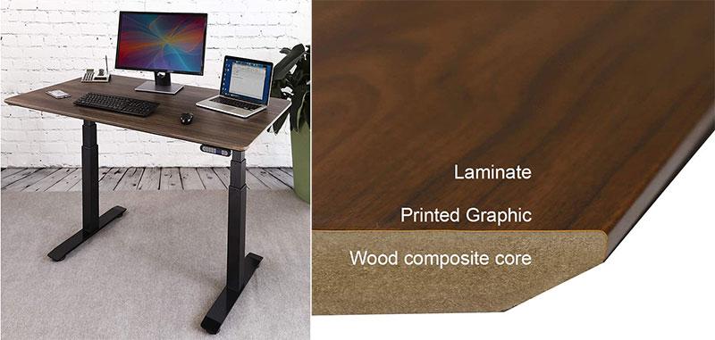 Airlift Pro sit stand adjustable desk