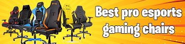 Best pro esports gaming chairs