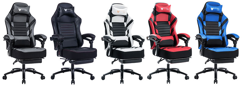 8257s footrest gaming chairs