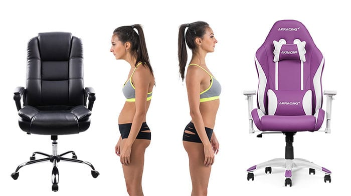 Gaming chair benefits for women