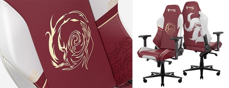 League of Legends Ahri chair
