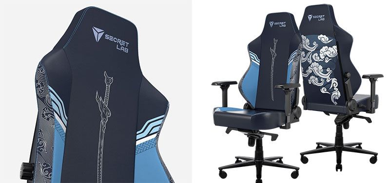 League of Legends Yasuo chair