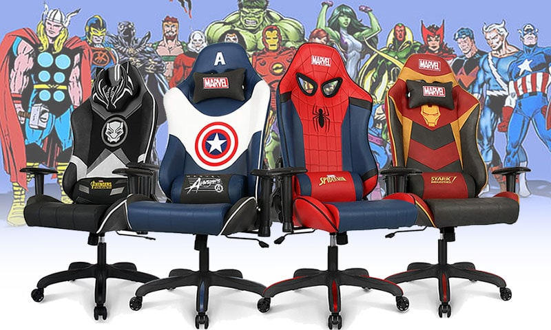 Marvel Avengers gaming chair reviews