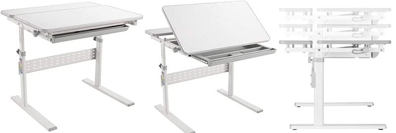 Cheap sit-stand desk for kids