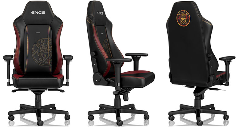 Noblechairs Hero Ence gaming chairs