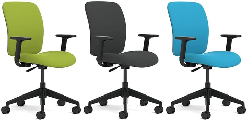 Steelcase Jack ergonomic office chair