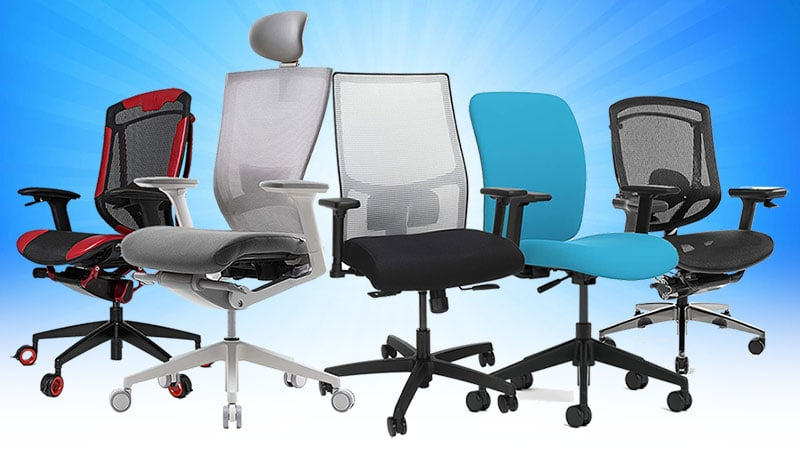 Affordable ergonomic office chairs