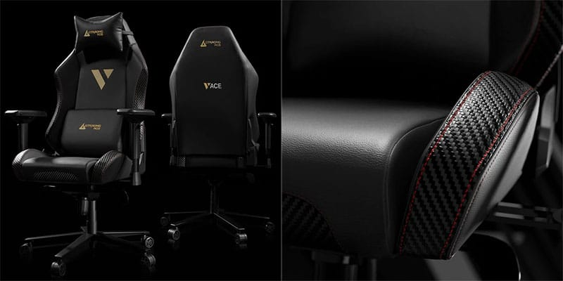 Ace M1 Black gaming chair
