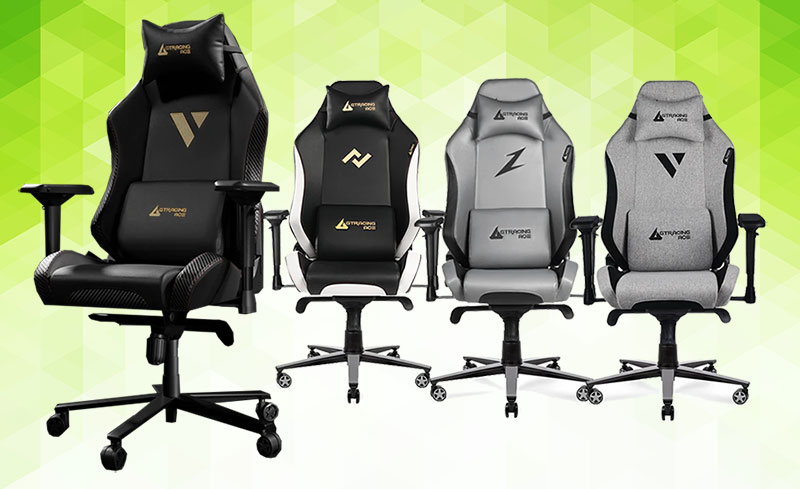 GTRacing Ace M1 Series gaming chairs