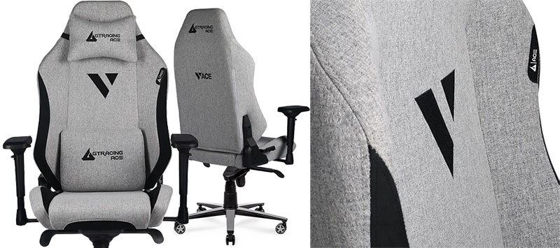Ace M1 mesh fabric gaming chair