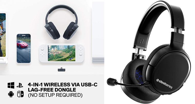 Steelseries Arctis 1 gaming headset
