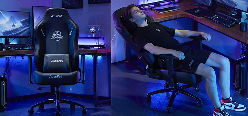 Autofull T1 big and tall gaming chair