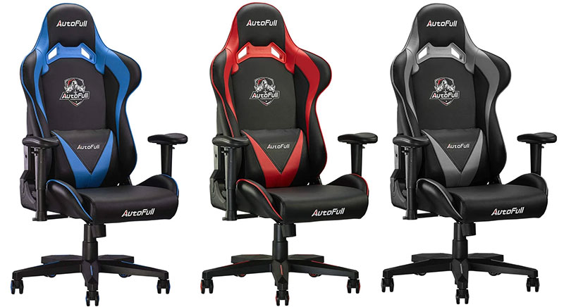Autofull cheap gaming chairs