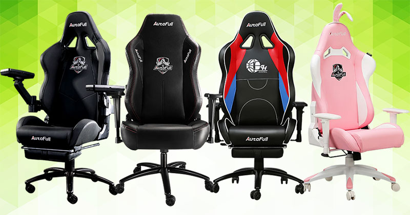 Review of Autofull gaming chairs