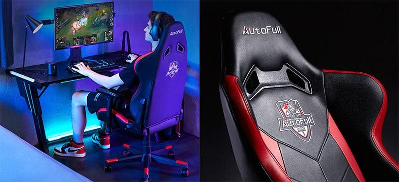 Autofull cheap gaming chair