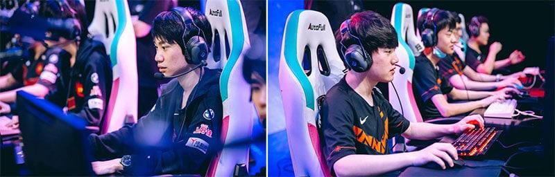Autofull LPL gaming chairs