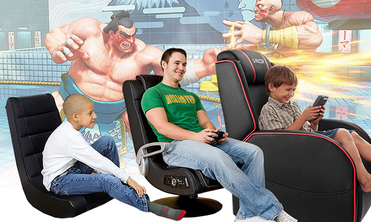 Best selling console gaming chairs