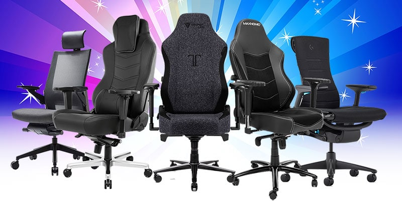 Best gaming chairs for office workers