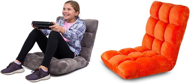 Birdrock Memory foam recliner for kids