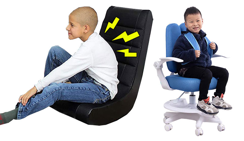 Console chairs vs ergonomic chairs