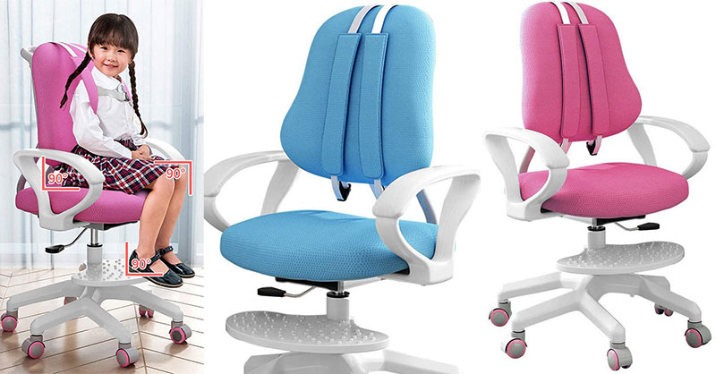 Cosply ergonomic chair for kids