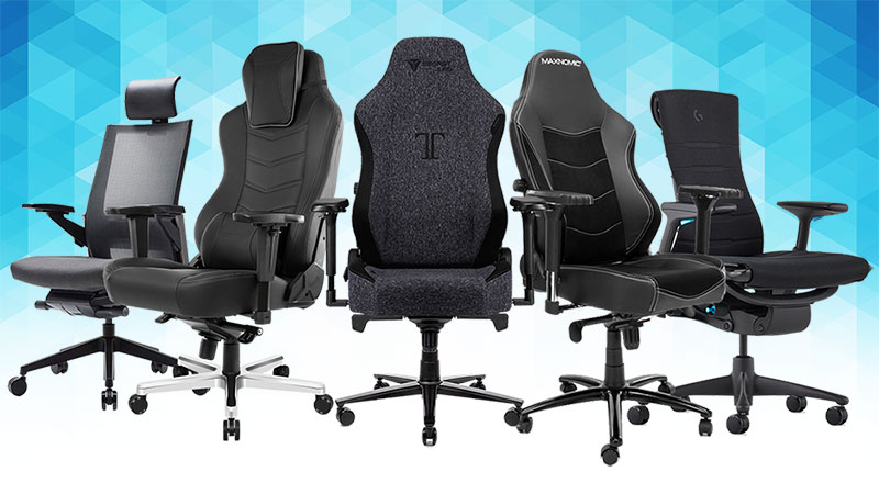 Best gaming chairs for non-gamer office workers