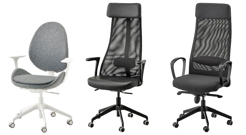 IKEA gaming chair designs