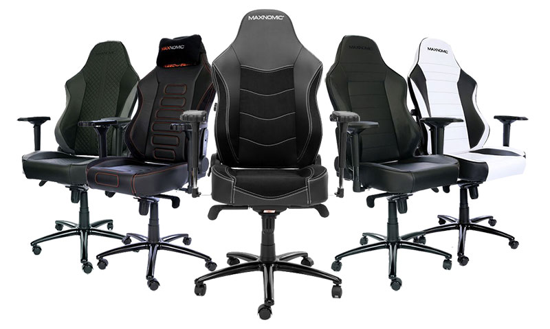 Maxnomic Office Comfort chairs