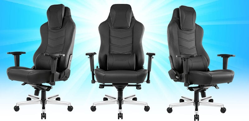 Onyx gaming chairs for full-time desk workers