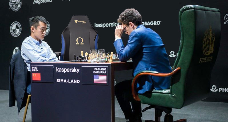 Gaming chairs for chess players