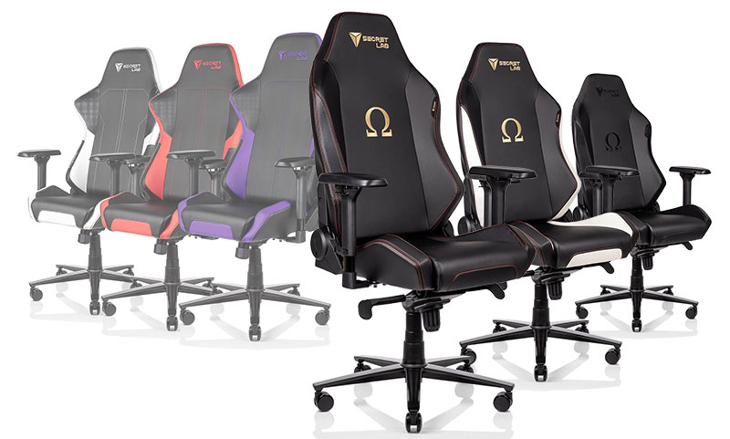 Secretlab Throne discontinued