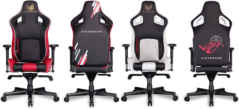 Victorage Delta Series gaming chairs