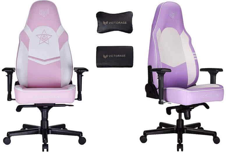 Victorage Princess chairs