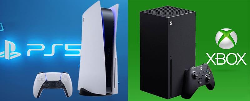 Xbox Series X versus PlayStation 5