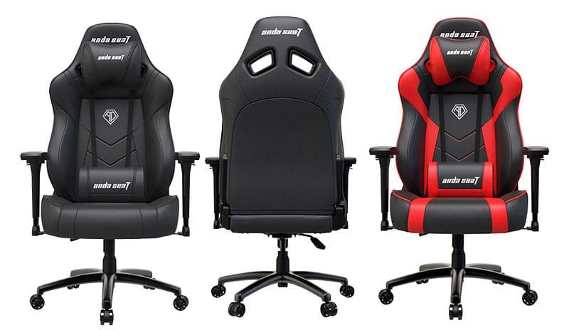 Anda Seat Dark Demon chairs