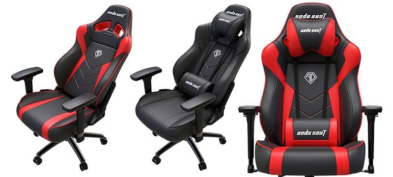 Dark Demon chair styles