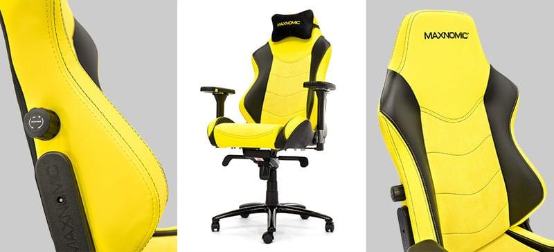 Maxnomic Dominator Executive Edition chair