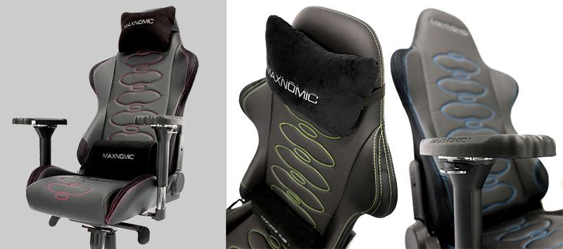 Maxnomic Ergoceptor chairs