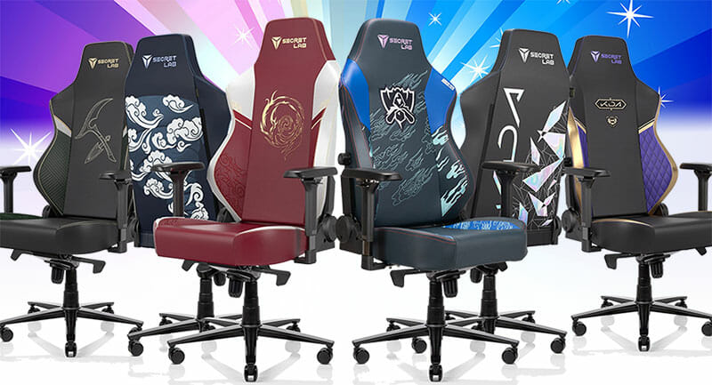 League of Legends gaming chairs