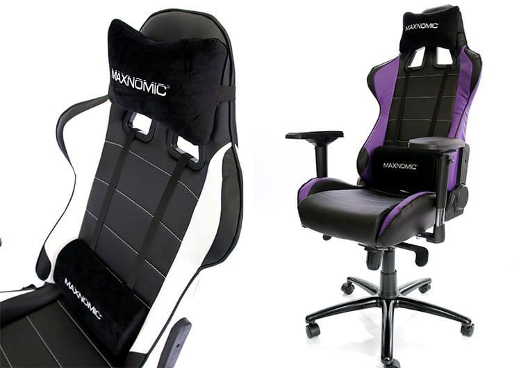MMaxnomic STYGO gaming chairs