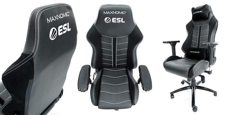 Maxnomic ESL Pro chair