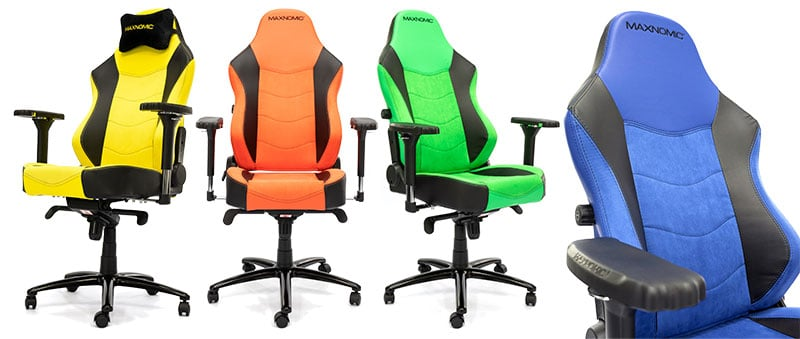Maxnomic Leader OFC chairs