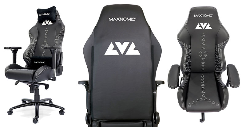 Maxnomic Pro LVL gaming chair