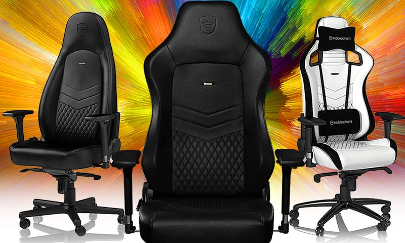 Noblechairs gaming chair reviews