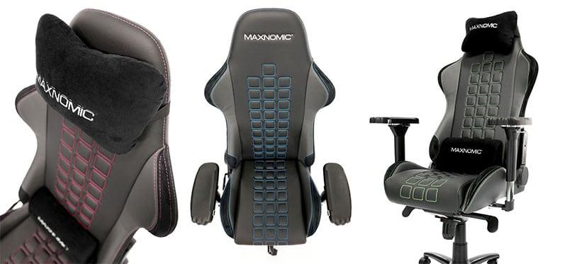 Maxnomic CS Quadceptor chairs